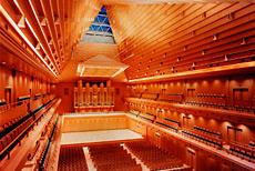 opera city concert hall
